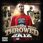 VARIOUS - Throwder Than Throwed 2k12 (Front Cover)