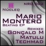 MONTERO, Mario - Beating EP (Front Cover)