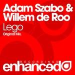 SZABO, Adam/WILLEM DE ROO - Lego (Front Cover)