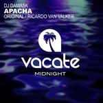 DJ DAMASK - Apacha (Front Cover)