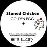 STONED CHICKEN - Golden Egg (Front Cover)