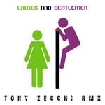 ZECCHI, Tony feat Jahga - Ladies & Gentlemen (Front Cover)