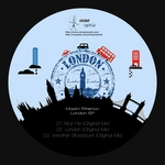 EFREMOV, Maxim - London EP (Front Cover)