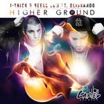 J TRICK/REECE LOW - Higher Ground (Front Cover)