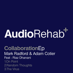 RADFORD, Mark/ADAM COTIER feat RIAZ DHANANI - Collaboration EP (Front Cover)