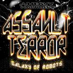 ASSAULT TERROR - Galaxy Of Robots (Front Cover)
