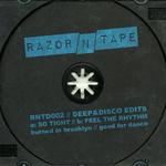 DEEP & DISCO - Deep & Disco Edits (Front Cover)