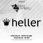 HELLER, Steve - No Way (Front Cover)
