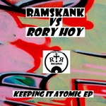 SKANK, Ram/RORY HOY - Keeping It Atomic EP (Back Cover)