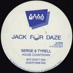 SERGE & TYRELL - House Countdown (Front Cover)