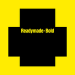 READYMADE FC - Bold (Front Cover)