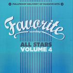 VARIOUS - Favorite All Stars Vol 4 (Front Cover)