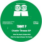 Chattin' Breeze EP