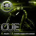 CUE - Killer (Front Cover)