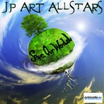 JP ART ALLSTARS - Save Our World (Front Cover)