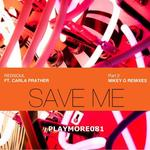 REDSOUL feat CARLA PRATHER - Save Me (Part 2) (Front Cover)