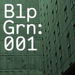 KARENN/THE ANALOGUE COPS - BLPGRN 001 (Front Cover)