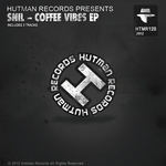 SNIL - Coffee Vibes EP (Front Cover)