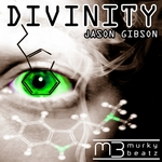 GIBSON, Jason - Divinity (Front Cover)