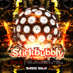 STICKBUBBLY - Time EP (Front Cover)