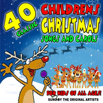 40 Classic Childrens Christmas Songs & Carols For Kids Of All Ages