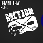 DAVINE LAW - Metal (Front Cover)