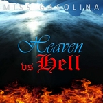 MISS GASOLINA - Heaven Vs Hell (Front Cover)