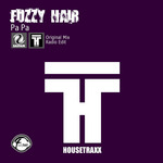 FUZZY HAIR - Pa Pa (Front Cover)