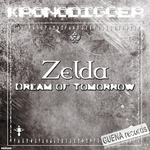 KRONODIGGER - Dream Of Tomorrow (Front Cover)