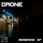DRONE - Membrane EP (Front Cover)