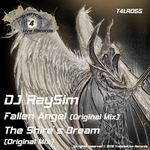 DJ RAYSIM - The Fallen Angels (Front Cover)
