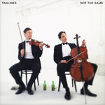 TANLINES - Not The Same (Front Cover)