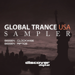 BISSEN - Global Trance USA Sampler (Front Cover)