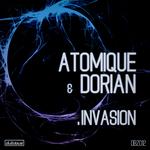 ATOMIQUE & DORIAN - Invasion (Back Cover)