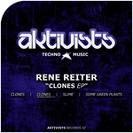 REITER, Rene - Clones EP (Front Cover)