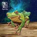 FROGS IN SOCKS - Night Kaps EP (Front Cover)