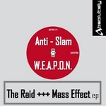 ANTI SLAM/WEAPON - Mass Effect (Front Cover)