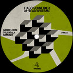 SCHNEIDER, Tiago - Coffee & Space Cake (Front Cover)