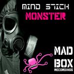 MIND STICK - Monster (Front Cover)