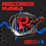 VARIOUS - Records Mania Vol 1 (Hardstyle Jumpstyle Tekstyle) (Front Cover)
