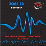 ZONE 52 - I Like It EP (Front Cover)