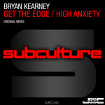 KEARNEY, Bryan - Get The Edge (Front Cover)