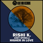 RISHI K - Higher In Love (Front Cover)