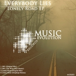 EVERYBODY LIES - Lonely Road EP (Front Cover)