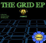 A2C - The Grid EP (Front Cover)