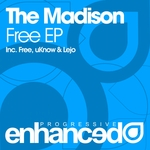 MADISON, The - Free EP (Front Cover)