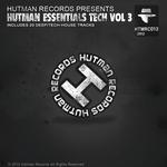 VARIOUS - Hutman Essentials Tech Vol 3 (Front Cover)