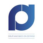 KEEN DEMAND/VARIOUS - Drum & Bass On Demand (unmixed tracks) (Front Cover)