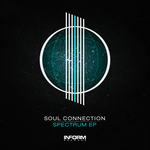 SOUL CONNECTION - Spectrum EP (Front Cover)