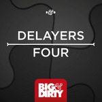 DELAYERS - Four (Front Cover)
